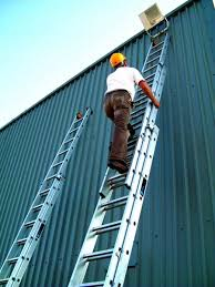 Heavy Duty Alloy Ladders