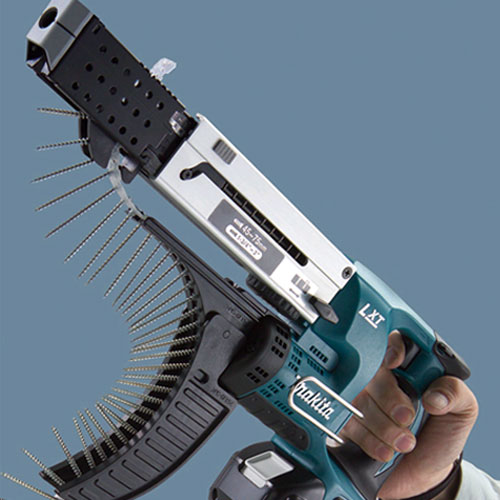 Auto Feed Cordless Screwdriver
