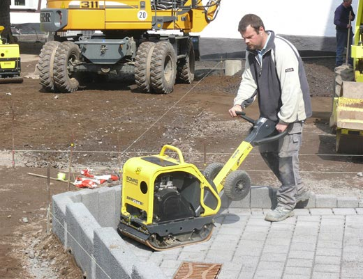 F/R Plate Compactor