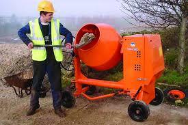 Site Mixer (Diesel)