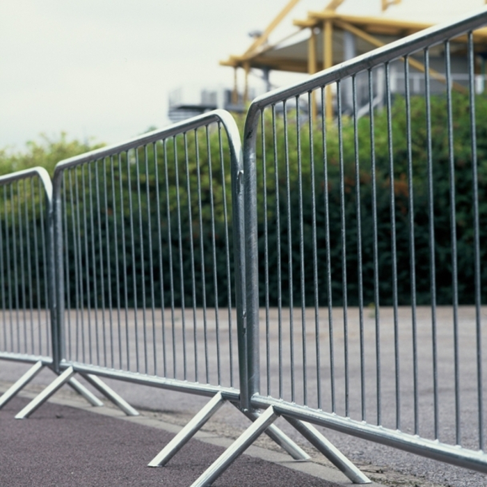 Pedestrian Control Barrier