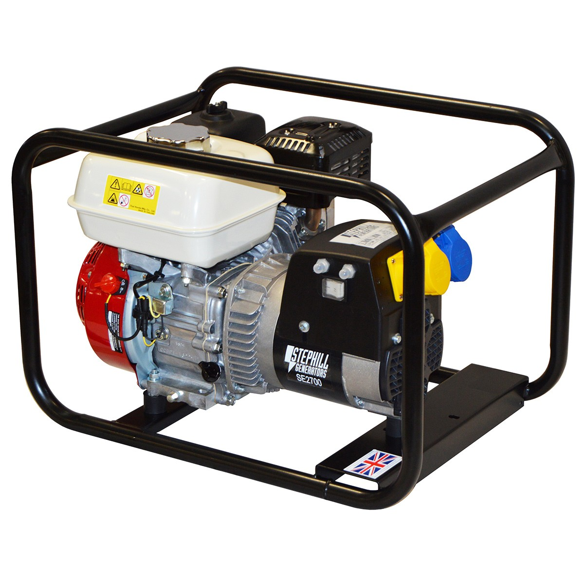 2.5 kva Generator (Petrol)