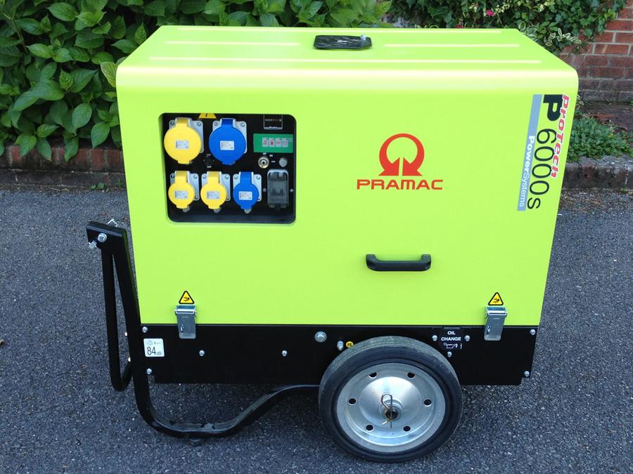 6kva Generator (Diesel)