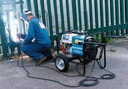 Portable Welder (Petrol)