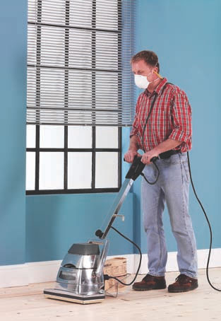 Floor Finishing Sander