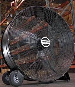 Floor Mounted Fan